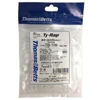 T&B タイラップ(2ピースタイプ)標準タイプ TB-100