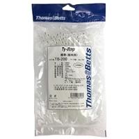 T&B タイラップ(2ピースタイプ)標準タイプ TB-200