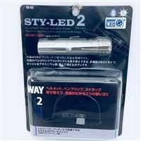 STY-LED2 ヘルメットライト SE-02