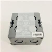 埋込アウトレットボックスCD0−4B 中型四角