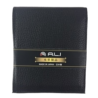 【数量限定】二つ折り財布 205C ブラック