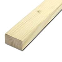 【加工可】岡元木材 特選 ツーバイ材 2×3 3F(約)38×63×910mm【別送品】【要注文コメント】