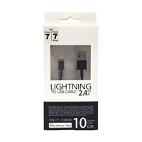 Lightning USB 通信充電 10cm