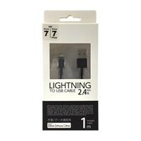 Lightning USB 通信充電 100cm