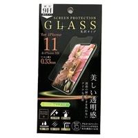 アイホープ SCREEN PROTECTION 光沢タイプ iPhone11 ガラスフィルム クリア IH-FGCL33IP11