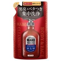 MARO 全身用クレンジングソープ 詰替 380ml