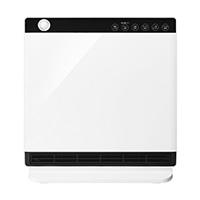 スリーアップ 人感/室温センサー付 パネルセラミックヒーター ヒートワイドミドル ホワイト CH-T2030WH