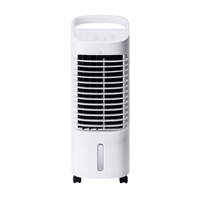 スリーアップ 温冷風扇 ヒート&クール HC-T2134WH-G ホワイト