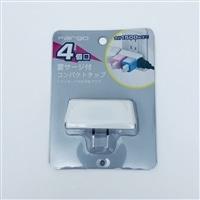 雷サージ防止機能付 4個口コンパクトタップ