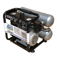 アルミタンク コンプレッサー FX9017【別送品】