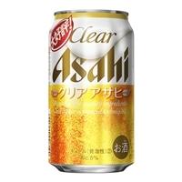 【ケース販売】アサヒ クリアアサヒ 350ml×24缶【別送品】