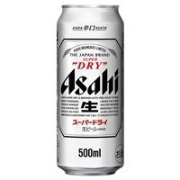【ケース販売】アサヒ スーパードライ 500ml×24缶【別送品】