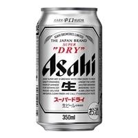 【ケース販売】アサヒ スーパードライ 350ml×24本【別送品】