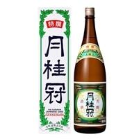 特撰 月桂冠 ケース入 1800ml【別送品】
