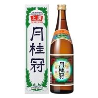 上撰 月桂冠 ケース入 720ml【別送品】