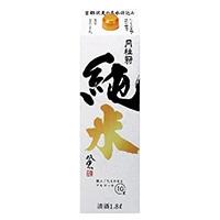 月桂冠 純米酒 パック  1800ml【別送品】