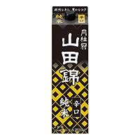 月桂冠 純米 山田錦 パック 1800ml【別送品】