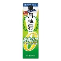 月桂冠 糖質ゼロ パック 1800ml【別送品】