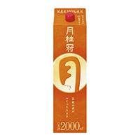 月桂冠 定番酒 つき パック 2000ml【別送品】