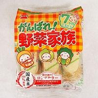 岩塚製菓 ガンバレ野菜家族 55g