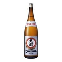 大関 銀冠 瓶 1800ml【別送品】