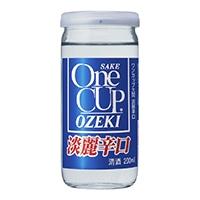 大関 ワンカップ 淡麗辛口 200ml【別送品】