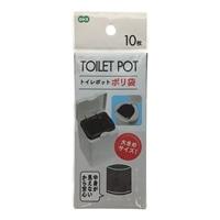 トイレコーナーポット用ポリ袋 10枚入
