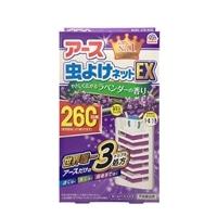 【数量限定】アース製薬 アース虫よけネットEX ラベンダーの香り 260日用
