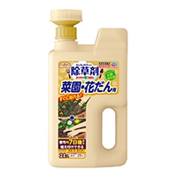 【数量限定】アースガーデン おうちの草コロリ 菜園・花だん用 2L