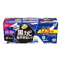 アース製薬 らくハピ お風呂カビーヌ 無香性 3個パック