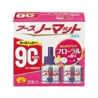 【数量限定】アース製薬 アースノーマット 取替えボトル90日用 微香性 2本入
