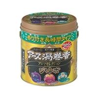 【数量限定】アース製薬 アース渦巻香 アロマセレクション ジャンボ 50巻缶入