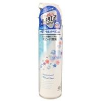 アース製薬 トイレのスッキーリエア!Sukki-ri air! フローラルソープの香り 350ml