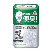 アース製薬 トイレのスッキーリ!Sukki-ri!DEOSH 消臭パール スッキーリフォレストの香り 230g