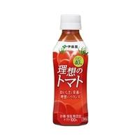 【ケース販売】伊藤園 理想のトマト 265ml×24本