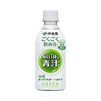 【ケース販売】伊藤園 ごくごく飲める 毎日1杯の青汁 350ml×24本
