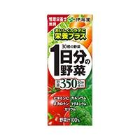 【ケース販売】伊藤園 1日分の野菜 紙パック 200ml×12本