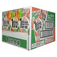 【ケース販売】伊藤園 1日分の野菜 200g×12本