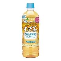 【ケース販売】伊藤園 健康ミネラルむぎ茶 5種の健康麦すっきりブレンド 650ml×24本