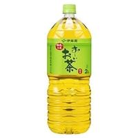 【ケース販売】伊藤園 おーいお茶 緑茶 2L×6本