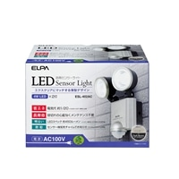 LEDセンサーライト 2トウ ESL-402AC