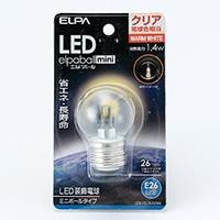 LED電球G40形E26LDG1CL−G−G256