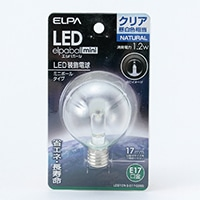 LED電球G50形E17LDG1CN−17G265