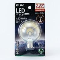 LED電球G50形E17LDG1CL−G−G266