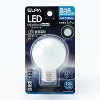 LEDミニボール形白色 G50口金E26 G270