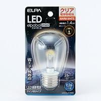 LEDサイン球E26  LDS1CL−G−G906