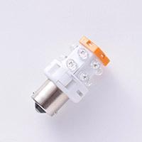 LED回転灯用球12V G−1006B(Y)