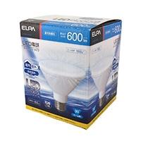 朝日電器 エルパ ELPA LEDエルパボール LED電球 ビームランプタイプ E26 LDR8D-W-G054 昼光色