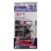 朝日電器 ELPA スポーツライト(バンド)DOP-SL500(ピンク)