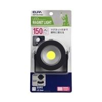 LEDマグネットライト丸 DOP−WL07(ブラック)